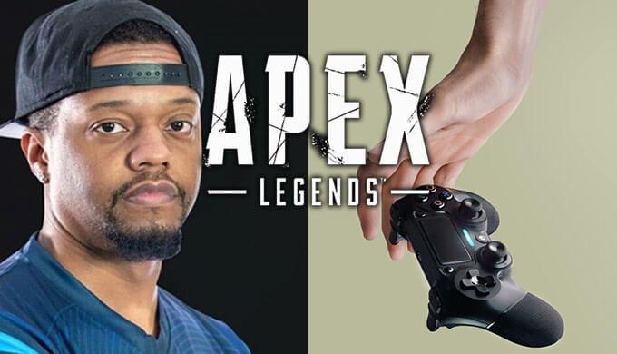 設定 apex パッド