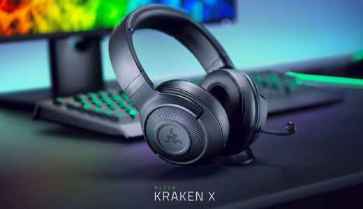 【Razer】Krakenシリーズ最新作7.1 サラウンド軽量ゲーミングヘッドセット「Razer Kraken X」を8月30日(金)に発売。