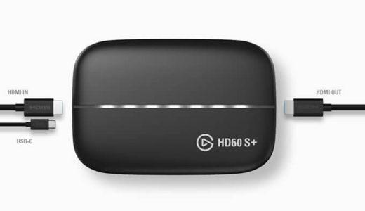 【Corsair】最大録画サイズ4K/30FPS対応のElgato新型ゲームキャプチャボード「HD60 S+」発売!
