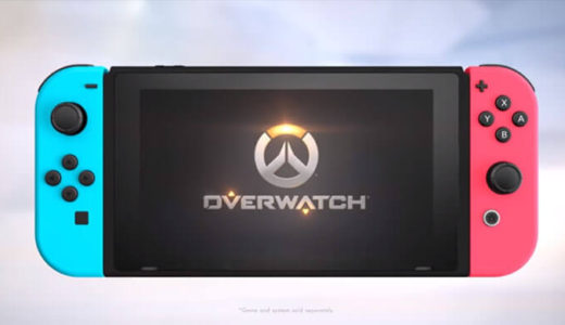 【Overwatch(オーバーウォッチ)】Nintendo Directで任天堂の「Nintendo Switch」 に10月15日登場を発表!