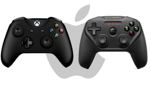 【Apple】公式サイトでXboxやSteelSeriesコントローラの販売を開始