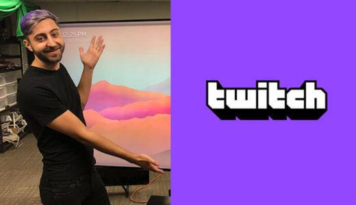 【Twitch】驚愕!人気ストリーマー「GiantWaffle」1日19時間以上、月570時間の記録を打ち立てTwitch世界記録更新!