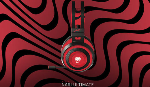 【Razer】登録者1億人越えYouTuber『PewDiePie』コラボモデル『Nari Ultimate PewDiePie Edition』1/31発売