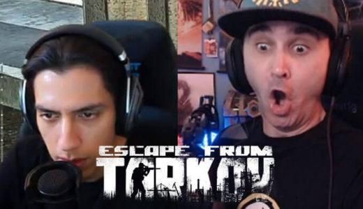 【Escape from Tarkov:EFT】Twitch人気ストリーマー『grimmmz』や『Summit1G』の驚愕キルショット【タルコフ】
