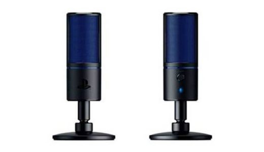 【Razer 】ゲーム配信用PS4モデルのゲーミングマイク『Seiren X for PlayStation4』発売