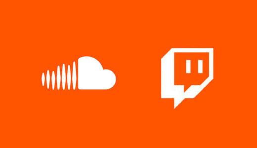 【Twitch】SoundCloudと連携しトラックメイカーは間接的に収益化可能に