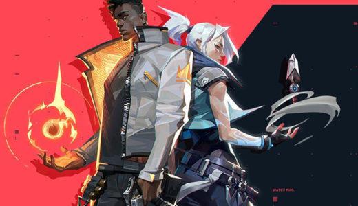 【Riot Games】5vs5の新作PCゲーム『VALORANT(ヴァロラント)』ベータ版EUとNA発表!日本は現在未定