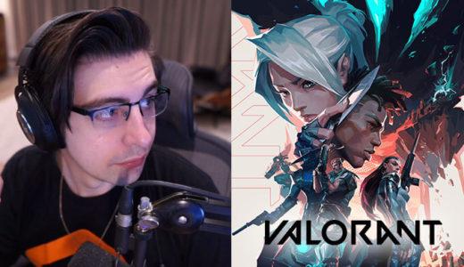 Mixer配信者『Shroud』がVALORANT(ヴァロラント)はCS:GOよりカジュアルなゲームと説明