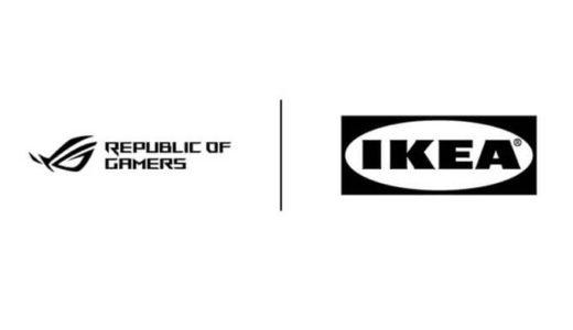 【IKEA×ASUS ROG】ゲーミング家具の共同開発を発表