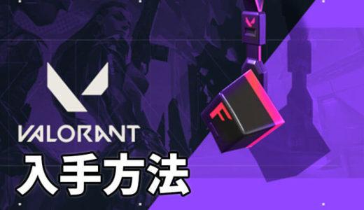 【Valorant(ヴァロラント)】限定アイテム「Pay Respects」バディ入手方法
