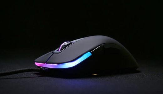 【Xtrfy】M1マウスが軽量化され『M1 RGB』ゲーミングマウスとして12月4日新発売