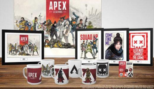 『Apex Legends 祝2周年』ゲーム部屋を彩るアイテムが2021年5月発売! 【エーペックス】