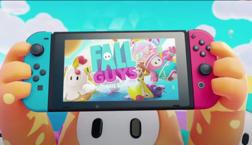 【Nintendo×Fall Guys】フォールガイズが2021年夏、SWITCHで発売!