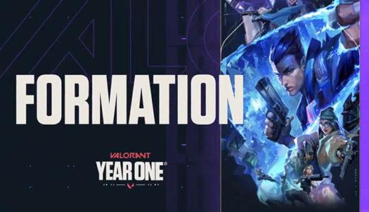 【VALORANT(ヴァロラント)】PrimeGaming特典「EP 2 // フォーメーションカード」入手方法